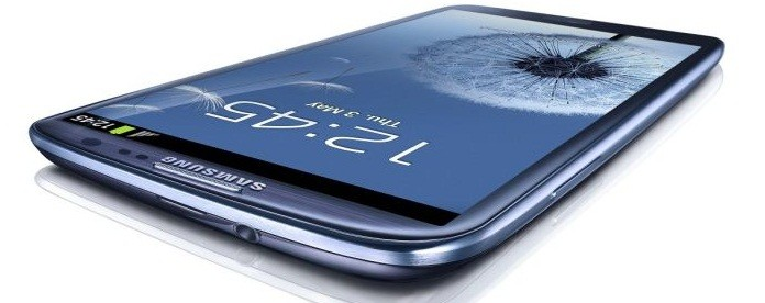Samsung Galaxy S III: disponibile Android 4.1.1 per i brand Wind