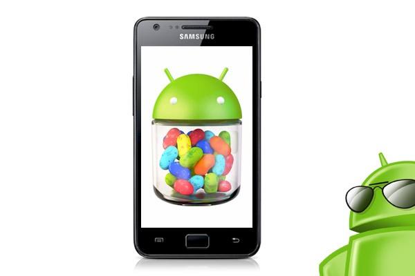 Samsung Galaxy S2: ancora nulla sull'aggiornamento ufficiale Jelly Bean
