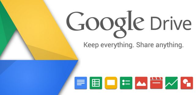 Google Drive: disponibile un nuovo aggiornamento sul Play Store