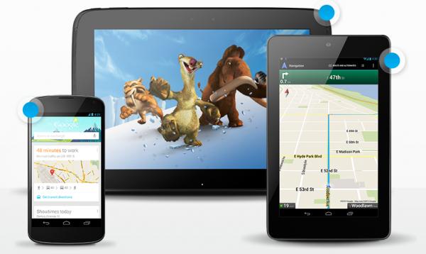 Disponibili per il download le immagini ufficiali di Android 4.2.1 per i dispositivi Nexus
