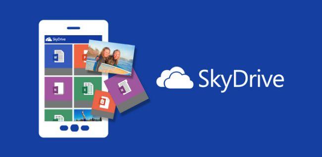 SkyDrive per Android si aggiorna alla versione 1.1
