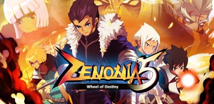 Gamevil rilascia Zenonia 5 sul Play Store