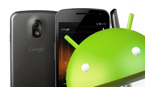 Galaxy Nexus: Takju Android 4.2 è una versione di test non definitiva