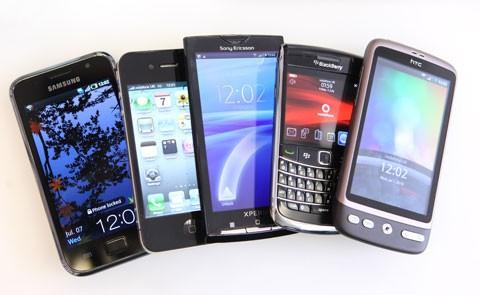 Top 10 vendite smartphone Q3: Samsung ancora 1°, dominano le aziende asiatiche