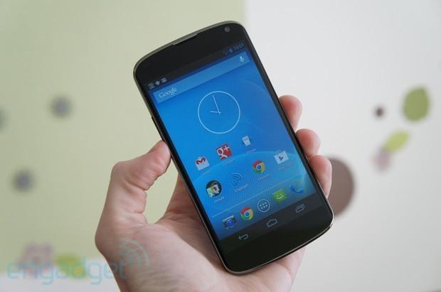 LG Nexus 4: nuove informazioni sul possibile prezzo in Italia