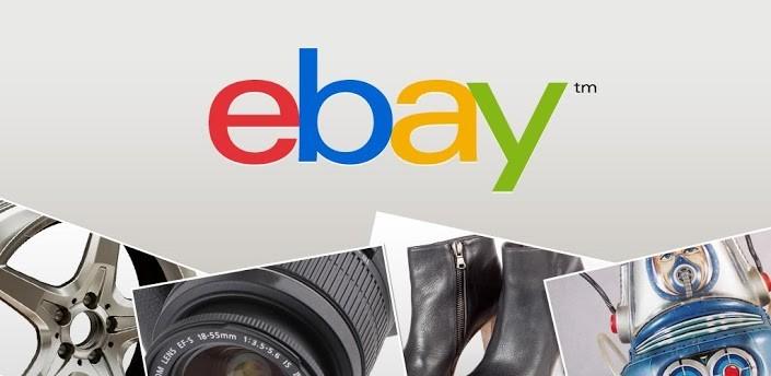 eBay per Android si aggiorna 2.1 rinnovando l'interfaccia e cambiando il logo
