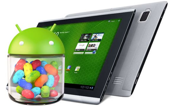 Acer Iconia Tab A500: arriva il porting di Android 4.2