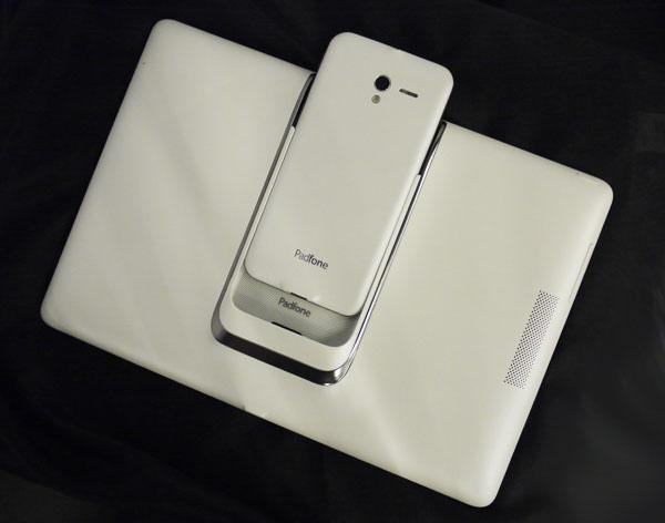 Asus Padfone 2 bianco: compaiono nuove foto leak