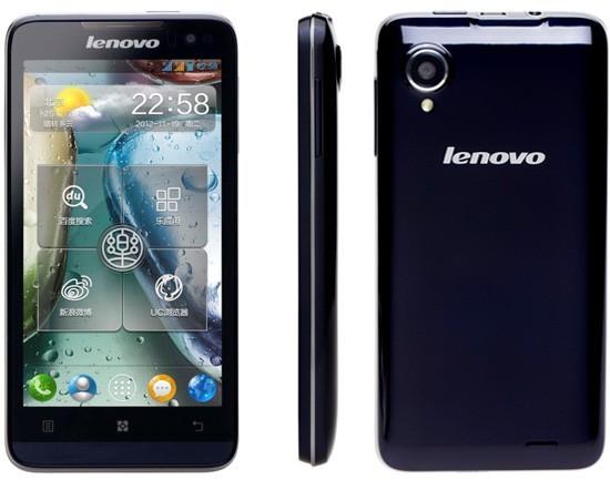 Lenovo presenta il P770 con una batteria da 3.500 mAh
