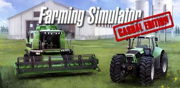 Farming Simulator: gestisci un'azienda agricola sul tuo dispositivo Android