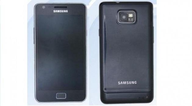 Il Samsung Galaxy S II Plus arriverà in due varianti: con e senza NFC