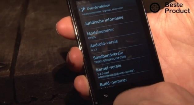 Sony Xperia: l'aggiornamento a Jelly Bean introdurrà il kernel 3.4
