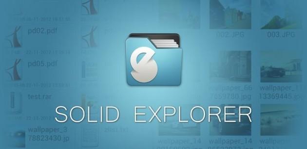 Solid Explorer esce dalla beta e arriva la versione a pagamento