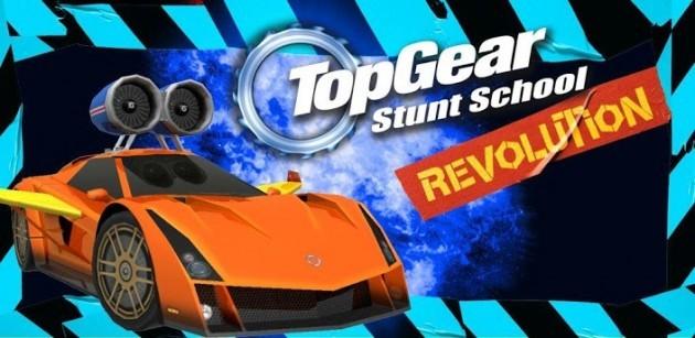 Top Gear: Stunt School Revolution sfreccia sul Play Store