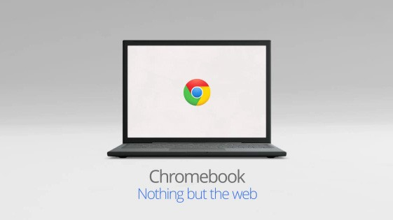 Notebook Google con display touchscreen e Chrome OS per contrastare Windows 8?