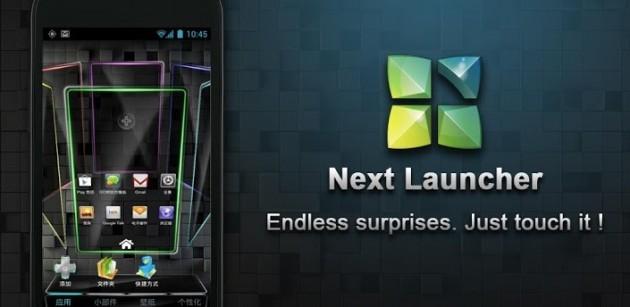 Next Launcher: aggiornamento alla versione 1.1 con tante novità
