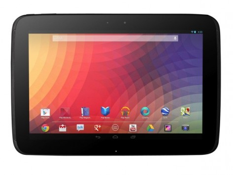 Un nuovo Nexus 10 in dirittura d'arrivo?