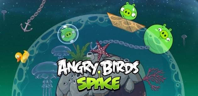 Angry Birds Space si aggiorna con il nuovo episodio Pig Dipper