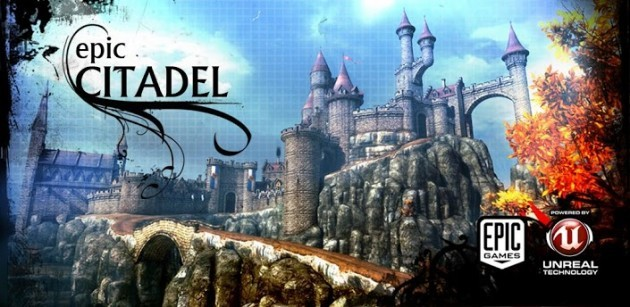 Epic Citadel arr