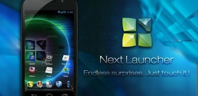 Next Launcher 3D si aggiorna alla versione 1.16 con alcune novità