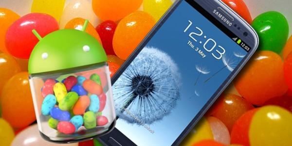 Samsung Galaxy S III: disponibile Android 4.1.2 per i brand H3G Italia