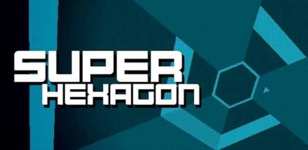 Super Hexagon arriva su Android
