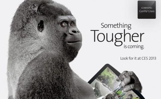 Corning presenterà il Gorilla Glass 3 al CES di Las Vegas