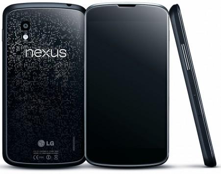 LG Nexus 4: ecco una prima foto in colorazione bianca. [UPDATE: galleria immagini]