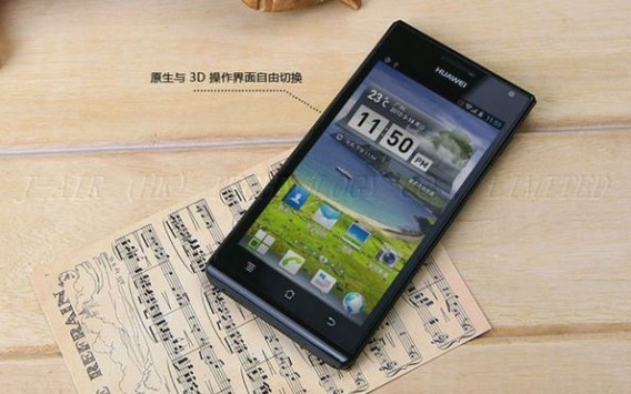 Huawei Ascend P2: queste le specifiche tecniche?