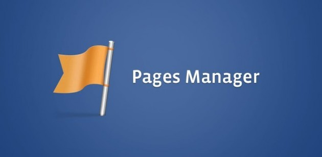 Facebook Pages Manager: gestire le vostre pagine con Android