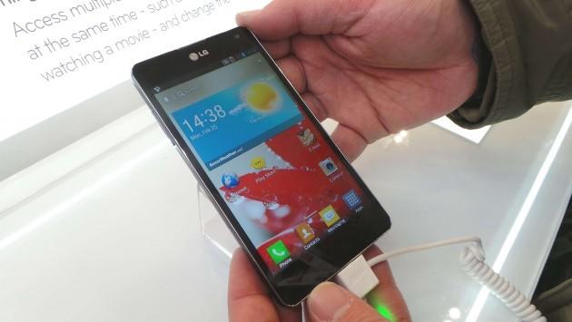[MWC 2013] LG Optimus G e G Pro: video hands-on da Androidiani.com