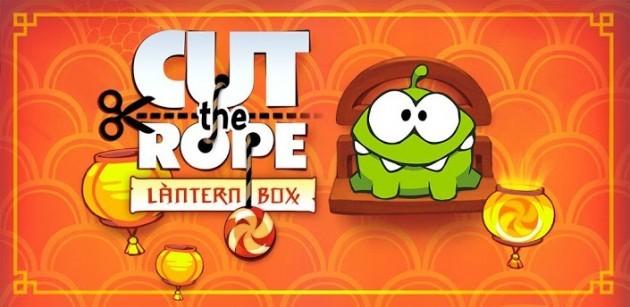 Cut the Rope: arriva l'aggiornamento