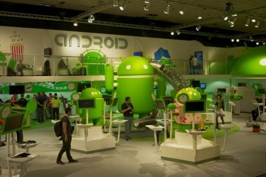 Google Francia: confermata l'assenza di uno stand Android al prossimo MWC 2013