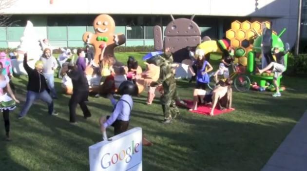 The Harlem Shake Google Edition: ecco il ballo di Carnevale