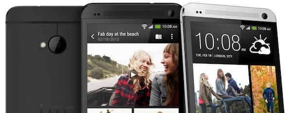 HTC One: ecco l'immagine ufficiale in alta risoluzione