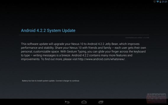 Samsung Galaxy Nexus e Nexus 7: iniziato il roll-out di Android 4.2.2 in Italia [UPDATE: Nexus 4]