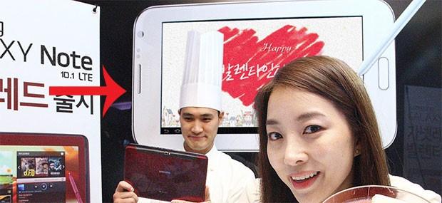 Samsung Galaxy Note 8.0 in Europa da Marzo a partire da 359 euro