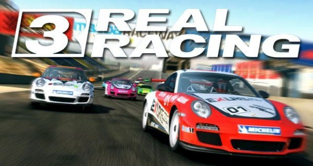 Real Racing 3 si mostra in video