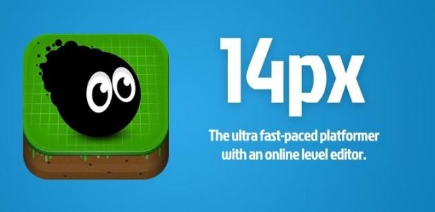 14px: nuovo platform 2D per Android divertente e coinvolgente
