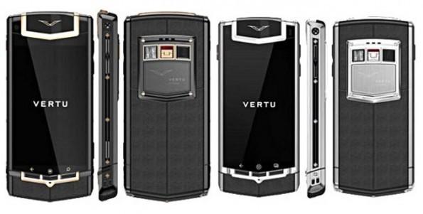 Vertu Ti: smartphone Android di lusso da 7900€