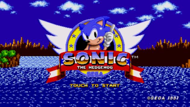 Il gioco originale Sonic The Hedgehog arriverà sul Google Play