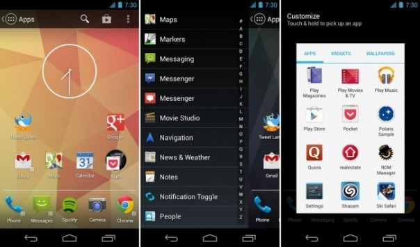 Action Launcher Pro in offerta a 1.59€ sul Play Store