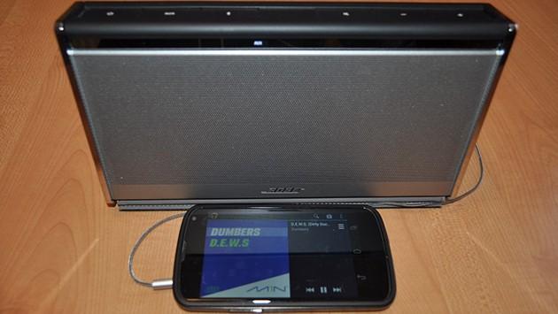 Altoparlante Bluetooth Bose SoundLink II: la recensione di Androidiani.com