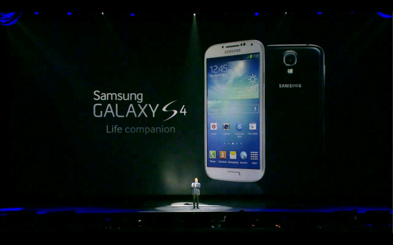 Galaxy S IV: ecco il nuovo smartphone top di gamma di Samsung
