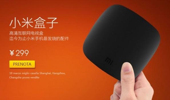 Xiaomi MI-TV: in Cina dal 19 Marzo a circa 36€