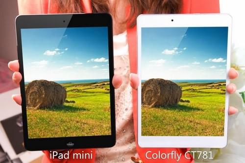 Colorfly CT781, dalla Cina il tablet Android che sfida iPad Mini