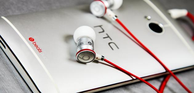 HTC One: cuffie Beats Audio urBeats incluse nella confezione