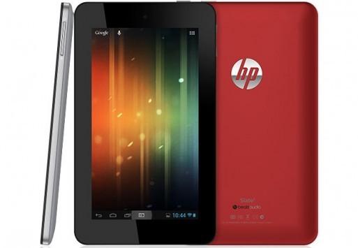 HP Slate 7: il lancio sul mercato è stato positicipato al mese di giugno