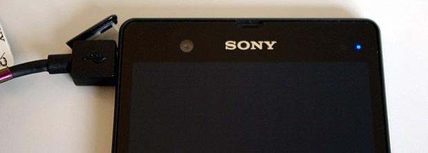 Sony Xperia Z: alcuni utenti segnalano problemi con il LED di notifica