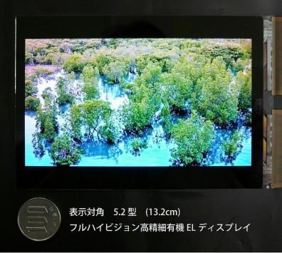 JDI sviluppa un display da 5.2